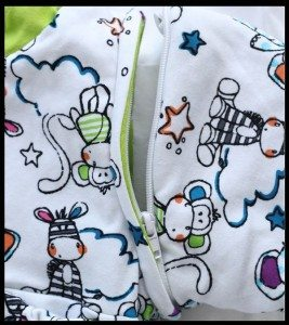 little bo babies sleeping bags protected zip