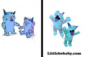 Lbb BabyMonsters PlushToy