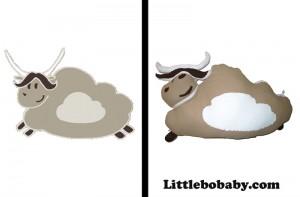 Lbb BrownBull PlushToy