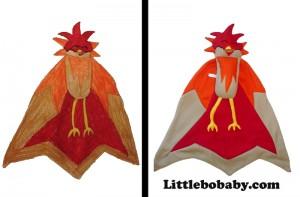 Lbb ChickenHero PlushToy