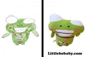 Lbb HappyFrog PlushToy